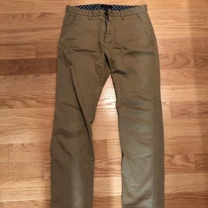 Banana Republic Vintage Straight chinos